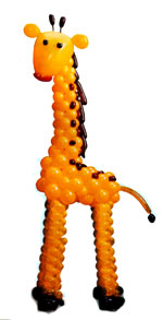 Las jirafas tienen el cuello tan largo...